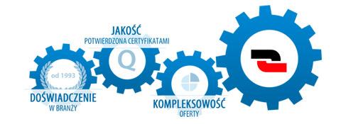 Doświadczenie, jakość, kompleksowość oferty