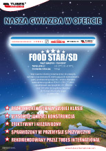 Wąż do substancji spożywczych Food Star/SD