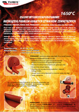 Osłony do węży odporne na wysoką temperaturę