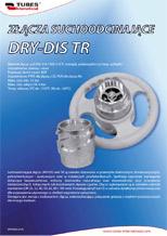 Złącza suchoodcinające DRY-DIS