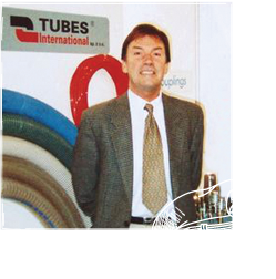 25 lat Tubes International - Richard Fredriksen