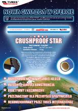 Wąż do mleka i jego produktów CRUSHPROOF STAR
