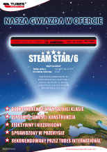 Wąż do pary Steam Star/6