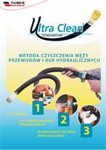 System czyszczenia rur i węży - Ultra Clean