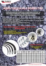 Węże i okucia dla górnictwa
