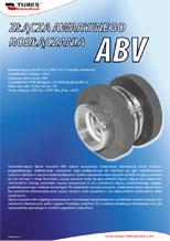 Złącza awaryjnego rozłaczania ABV