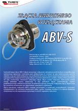 Złącza zrywalne ABV-S