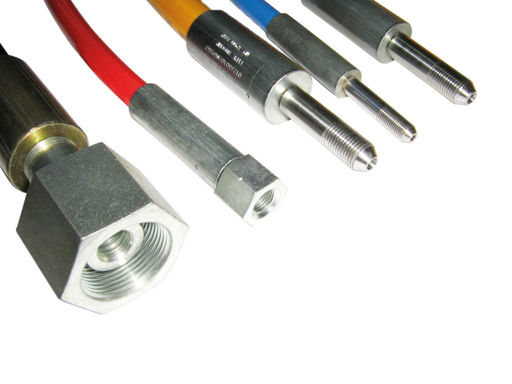 Ultra High Pressure Thermoplastic Hoses and Fittings - Tubes