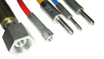 Ultra High Pressure Thermoplastic Hoses and Fittings